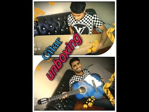 Gitar Unboxing 2019। গিটার আনবক্স২০১৯। Alim Media Center
