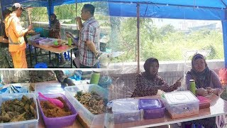 Warung Sederhana di Jakarta yang Mendadak Ramai, Jual Makan Hanya Rp 3.000, Ternyata Ini Pemiliknya