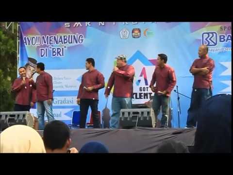 [LIVE] GRADASI Nasheed - MGT 2014
