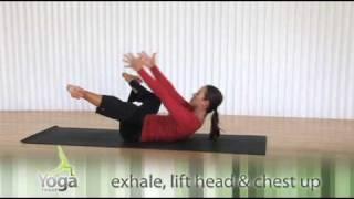 Deep Core Strengthening - Inside Yoga Today Ep. 9
