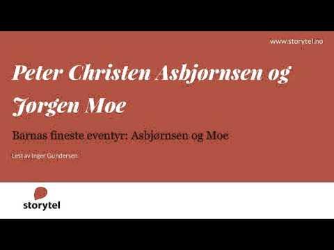Lydbok -  Peter Christen Asbjørnsen og Jørgen Moe: Barnas fineste eventyr - Lest av Inger Gundersen