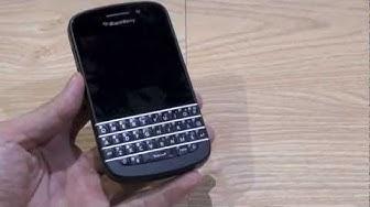 Tinhte.vn - Trên tay BlackBerry Q10 hoàn thiện