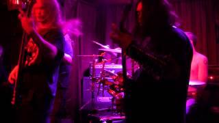 Blaspherian - Live at Headhunters on 3/10/13