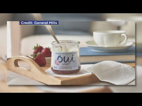 General Mills Unveils French-Style 'Oui' Yogurt