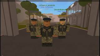 (Roblox) [•NZM•] New Zealand Military Vice Commander Election
