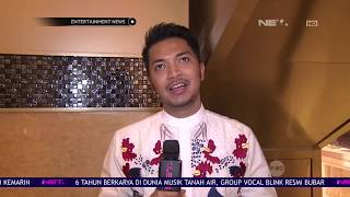 Gaya Fashion Ihsan Tarore Saat Mengisi Acara Ramadan