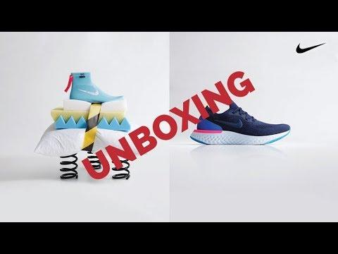 22731e1ced1 Unboxing  The Nike EPIC REACT Flyknit. JackRabbit