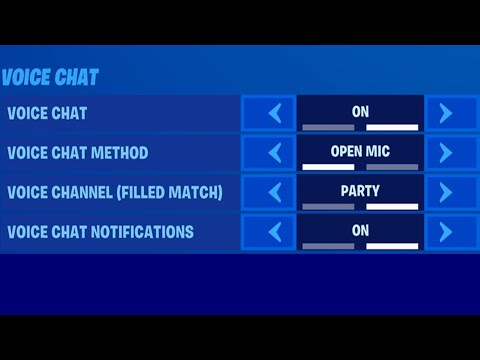 Fortnite Game Chat Not Working FIX! XBOX/PS4 (HOW TO FIX GAME CHAT FORTNITE)