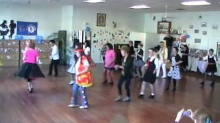Teenage Queenie Line Dance.