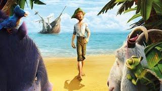 Робинзон Крузо (2016). Трейлер на русском HD.