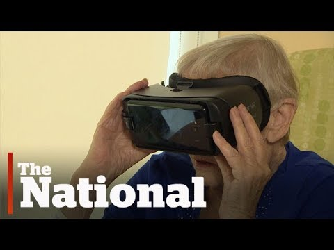 Virtual reality therapy grants final wishes to terminally ill