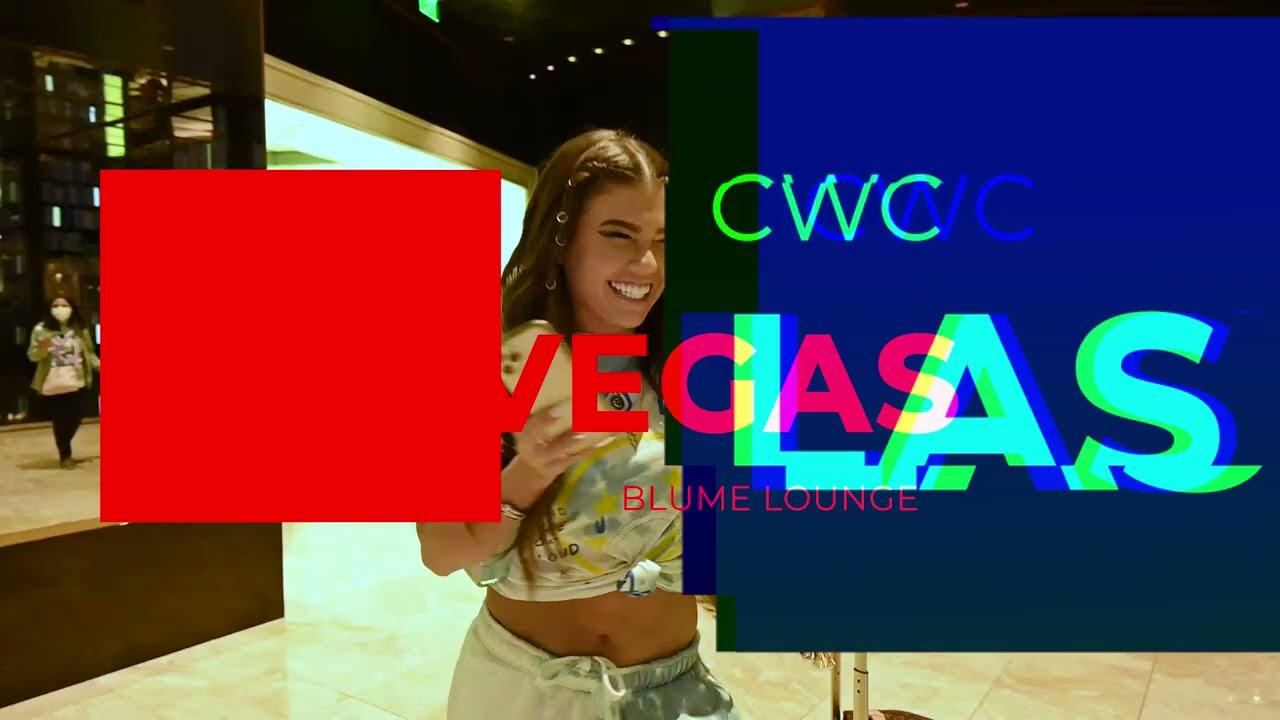Chanel West Coast at Blume Lounge Las Vegas