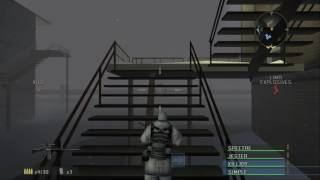 Socom Combined Assault - Mission 17 - Frostbite - HD Gameplay - PCSX2