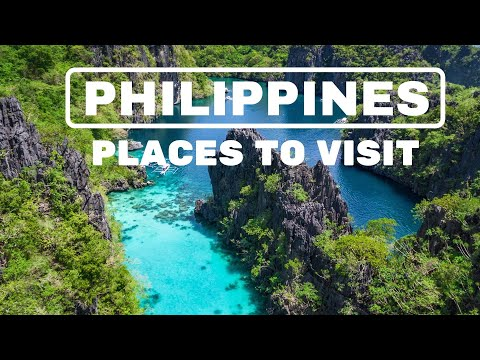 PHILIPPINES: TOURIST PLACES TO VISIT- CHOCOLATE HILLS,  MALL OF ASIA, HANGING COFFINS OF SAGDA...