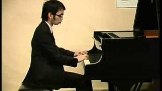 Haydn Sonata Hob. XVI:27 G Major 3. mov.