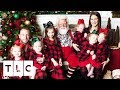 The Quints Break Down In Tears When They Meet Santa! | Outdaughtered
