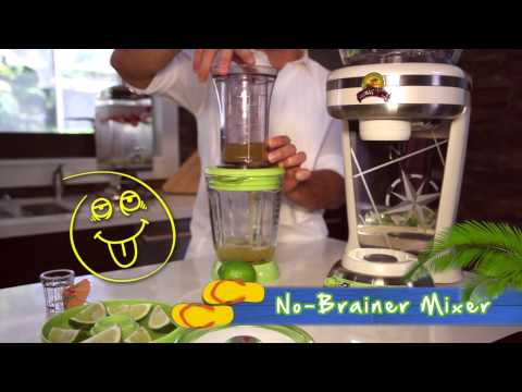 Margaritaville® Key West™ Frozen Concoction Maker®- Margarita Recipe