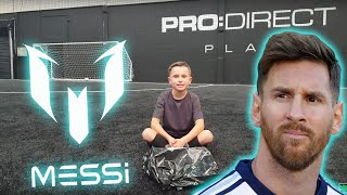 ADIDAS MESSI UNBOXING | NEW SHIN PADS | PRO DIRECT DELIVERY 📦