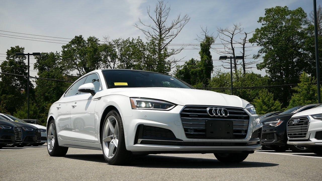2019 Audi A5 Sportback Premium Plus Review Start Up Revs And Walk Around