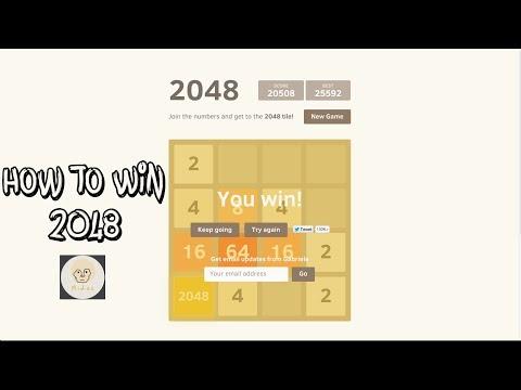 How to win 2048 คืออะไร แล้วเล่นยังไงให้ชนะ ?!!