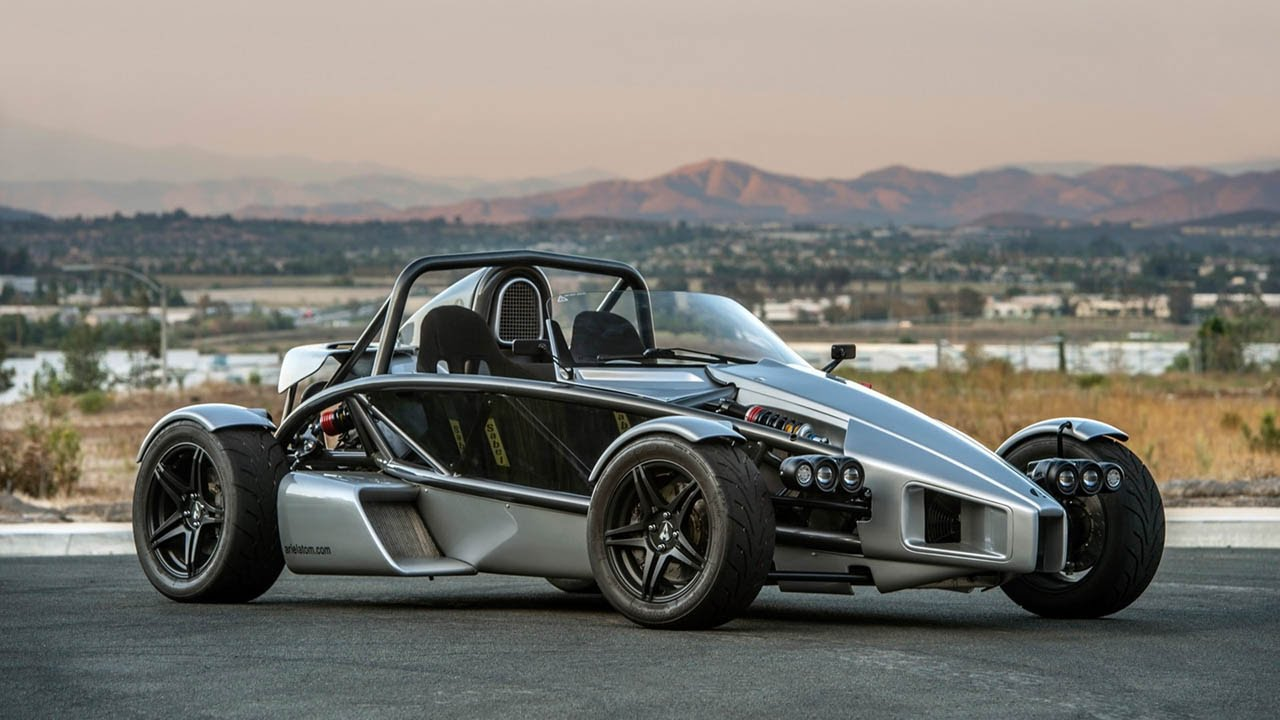 Ktm X-Bow Price >> 2015 Ariel Atom 3S Review Rendered Price Specs Release ...