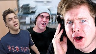 The Dolan Twins Getting Their Wisdom Teeth Removed REACTION