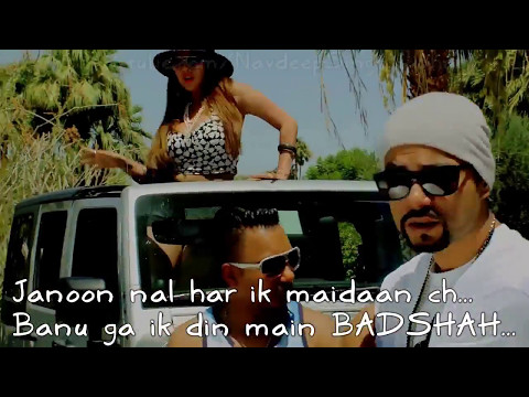 """BOHEMIA - Lyrics With Official HD Video Of Only Rap In 'Tension Stress' By """"Bohemia"""" & """"Master - D"""""""