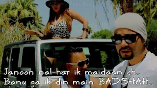 Download BOHEMIA - Lyrics With Official HD  of Only Rap in 'Tension Stress' By