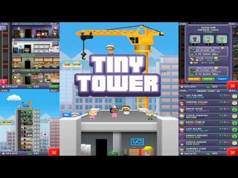 Tiny Tower Music - Jazz Juice (110bpm) - Dan Foster