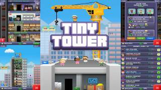 Tiny Tower Music - Jazz Juice (110bpm) - Dan Foster