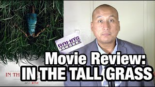 Movie Review: Netflix 'IN THE TALL GRASS' Movie Starring Patrick Wilson
