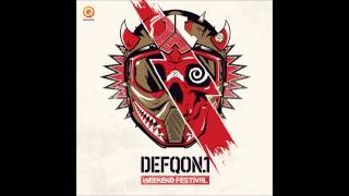 Defqon.1 2015 CD Mix 2 (Mixed by Partyraiser)