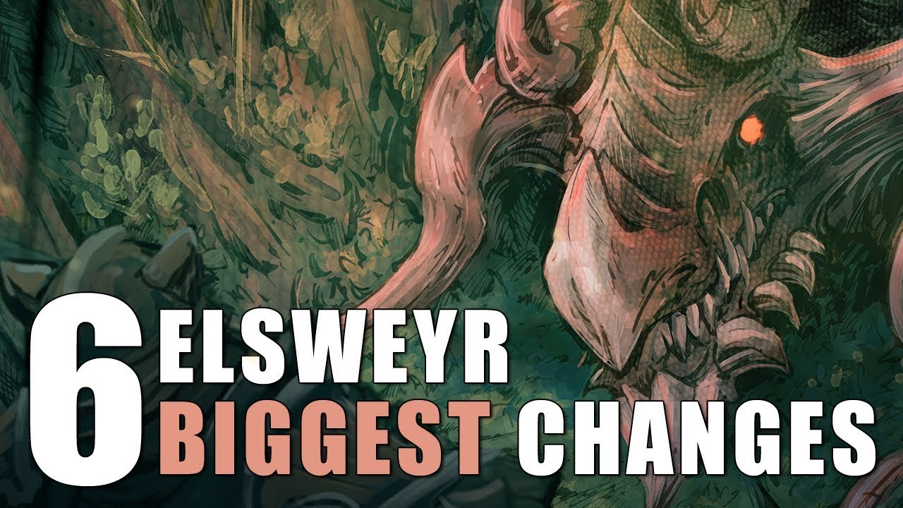Elder Scrolls Online Elsweyr: 6 Biggest Changes   Fextralife