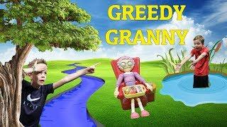 Twin vs Twin:  Greedy Granny Challenge