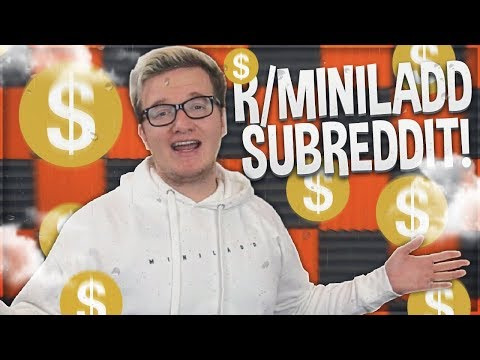 *HELP* YOUTUBE HAS RUN OUT OF MONEY!! - r/MiniLadd Subreddit