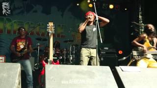 Raging Fyah @ Reggae Jam 2014, 01.-03.08. Bersenbrück