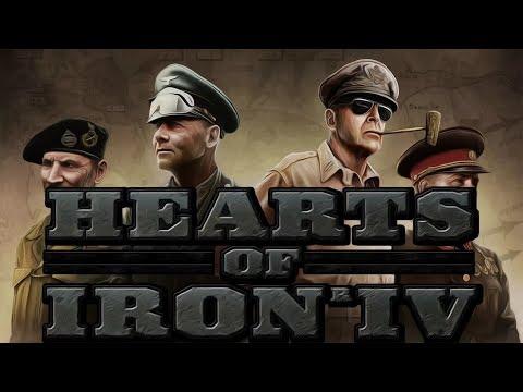 Hearts Of Iron IV - Мирные конференции.