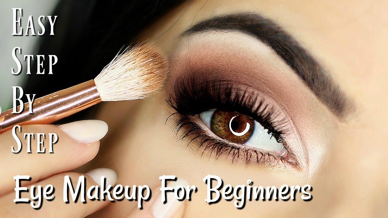 [VIDEO] - Beginners Eye Makeup Tutorial | Soft Glam Eye Shadow | How To Apply Eyeshadow 2