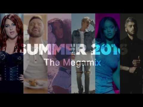 All Night, All Summer | Summer 2016 Megamix...
