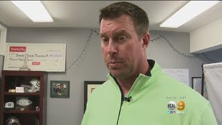 Former NFL QB Ryan Leaf Makes Comeback Off The Field
