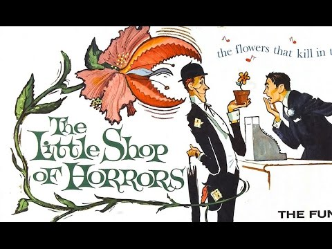The Little Shop of Horrors 1960 1080p