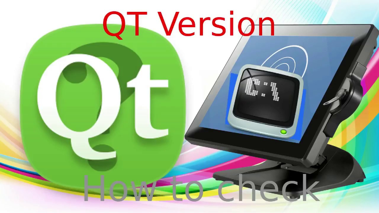 How to check QT version (with -v) on Parrot Security Linux