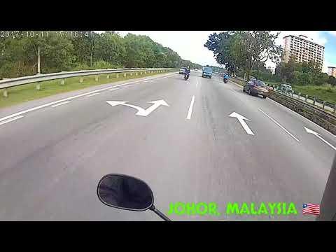 Highway pasir gudang , johor  , malaysia