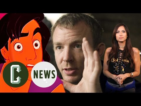 Guy Ritchie in Talks to Direct Disney's Live-Action Aladdin Film | Collider News
