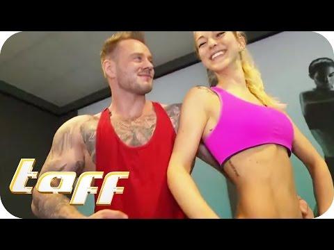 Krasses Bodybuilder-Paar | taff | ProSieben