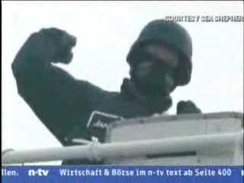 Sea Shepherd and the Japanese Coast Guard  in German NEWS