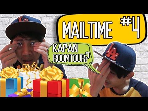 BANYAK YG NIAT NGIRIM MAILTIME KALI INI. | Kyle Zefanya's Mailtime #4