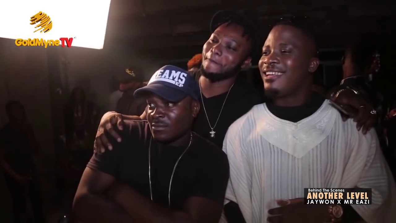 """Download JAYWON FT MR EAZI IN BEHIND THE SCENES, """"ANOTHER LEVEL"""""""