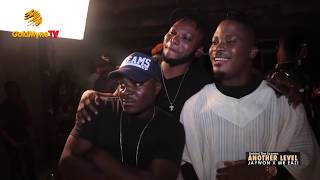 "JAYWON FT MR EAZI IN BEHIND THE SCENES, ""ANOTHER LEVEL"""