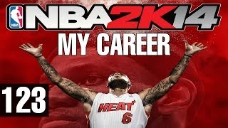 NBA 2K14 - Walkthrough - MyPlayer Career - Part 123 - D+ Rage   DanQ8000